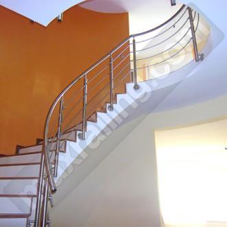 Парапети за стълби